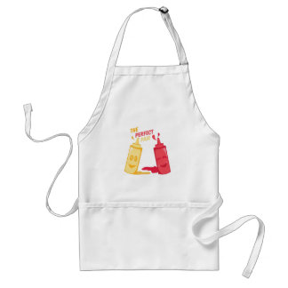 Perfect Pair Adult Apron