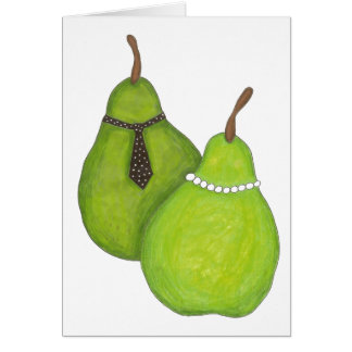 Perfect Pair Notecard Stationery Note Card