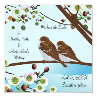 Perfect Pair Save the Date Announcement