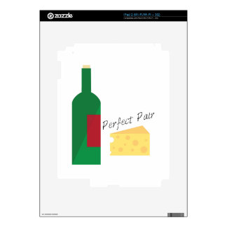 Perfect Pair Decal For iPad 2