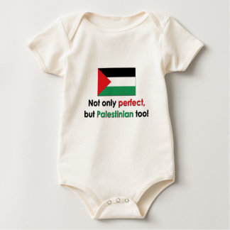 Perfect Palestinian Baby Bodysuit