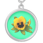 PERFECT PANSY NECKLACES