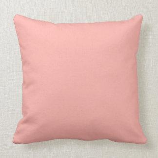 Perfect Peach Pillow