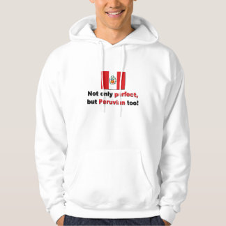Perfect Peruvian Hoodie