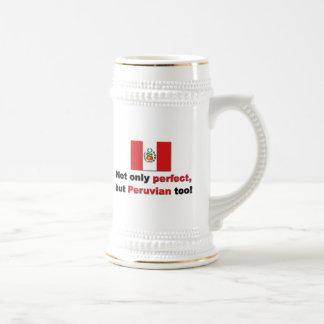 Perfect Peruvian Coffee Mugs