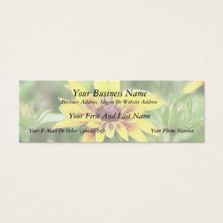 Perfect Petals - Rudbeckia Mini Business Card