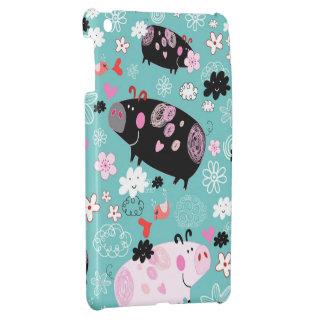 Perfect Piggies Cover For The iPad Mini