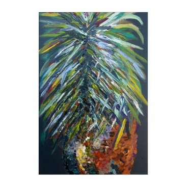 Art Themed Perfect Pineapple Acrylic Print