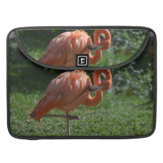Perfect Pink Flamingo Sleeve For MacBook Pro