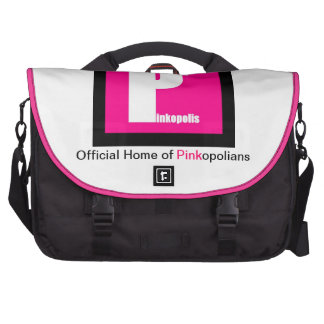 Perfect 'Pink' Protection! Laptop Bag
