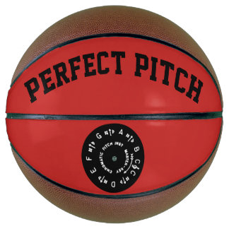 Perfect Pitch Basketball