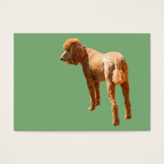 PERFECT POODLE BUSINESS CARD