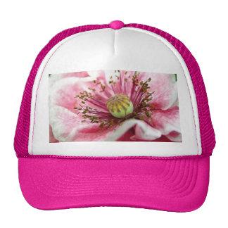 Perfect Poppy Close Up Trucker Hat