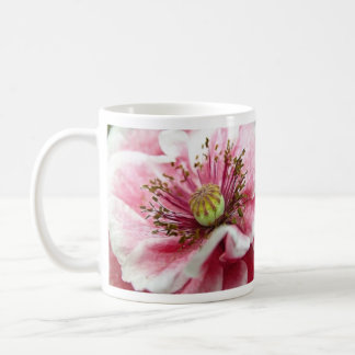 Perfect Poppy Close Up Coffee Mugs