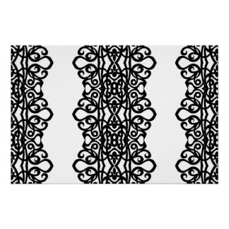 Perfect Poster Lace Embroidery Design