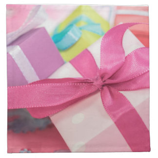 Perfect Pretty Presents Cloth Napkin