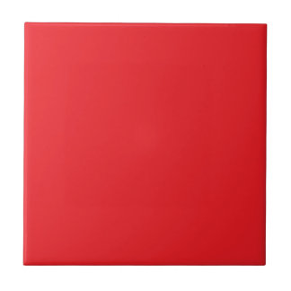 Perfect Red Tile