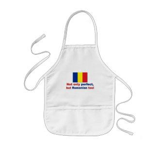 Perfect Romanian Kids' Apron