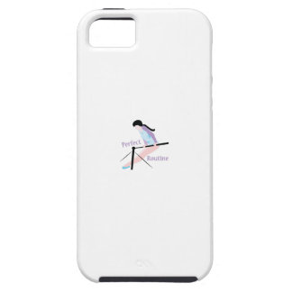 Perfect Routine iPhone 5 Case