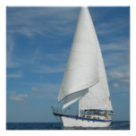 Perfect Sail Poster