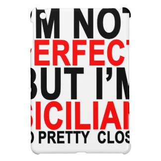 Perfect Sicilian T-Shirt.png Cover For The iPad Mini
