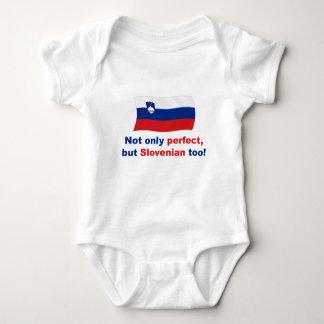 Perfect Slovenian Baby Bodysuit
