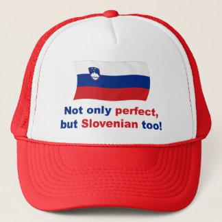 Perfect Slovenian Trucker Hat