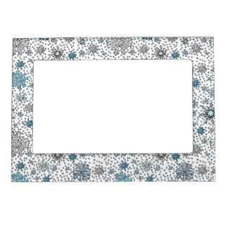Perfect Snow Magnetic Frame