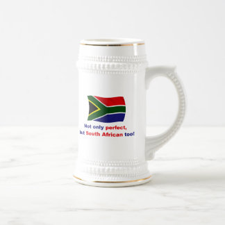 Perfect South African Beer Stein