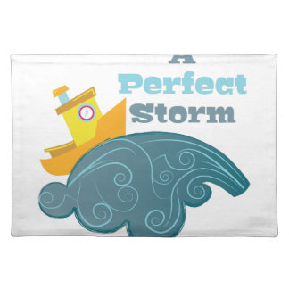 Perfect Storm Placemat