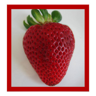 Perfect Strawberry Print