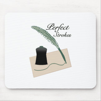 Perfect Strokes Mouse Pads