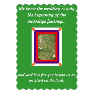 Perfect Summer/Fall Wedding Invitations