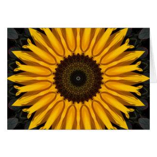 Perfect Sunflower Card