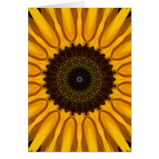 Perfect Sunflower Greeting Card