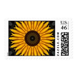 Perfect Sunflower Stamp