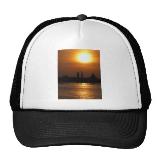 Perfect sunset in Venice, Italy Trucker Hat