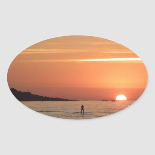 Perfect Sunset Stickers