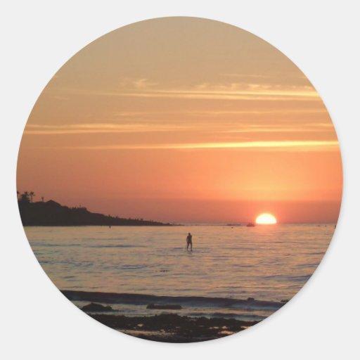 Perfect Sunset Sticker