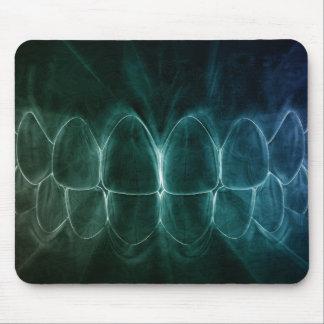 Perfect Teeth Bite Dentist Mousepad
