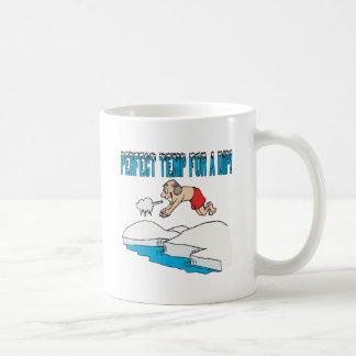 Perfect Temp For A Dip Coffee Mugs