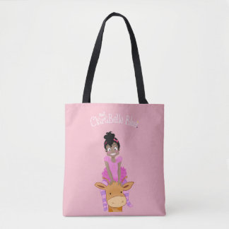 Perfect Tote - ClaraBelle & Ford (Pink)