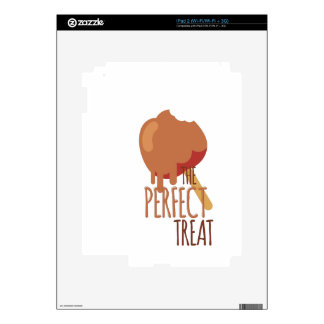 Perfect Treat iPad 2 Decals