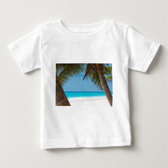 Perfect Tropical Paradise Beach Baby T-Shirt
