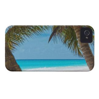 Perfect Tropical Paradise Beach iPhone 4 Case-Mate Case