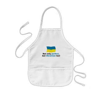 Perfect Ukrainian Kids' Apron