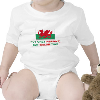 Perfect Welsh Rompers