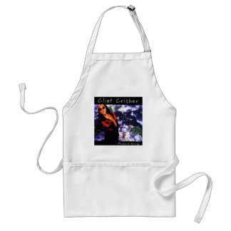 Perfect World by Clint Crisher Adult Apron