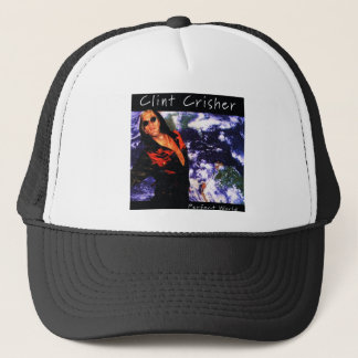 Perfect World by Clint Crisher Trucker Hat