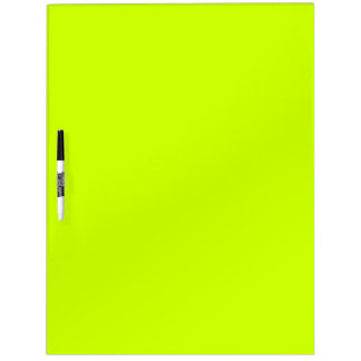 Perfect Yellow Dry-Erase Board